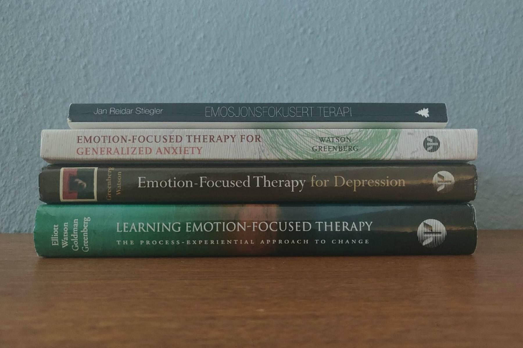 Bøger - terapi